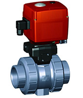 ABS Electric Actuated Valves