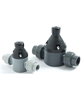 Pressure Relief and Back Pressure Valves