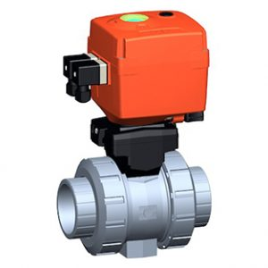 ABS Electric Actuated Ball Valves - New Range (EA15/25/45/120)