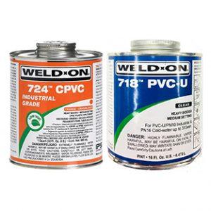 PVC-U Cement & Primer